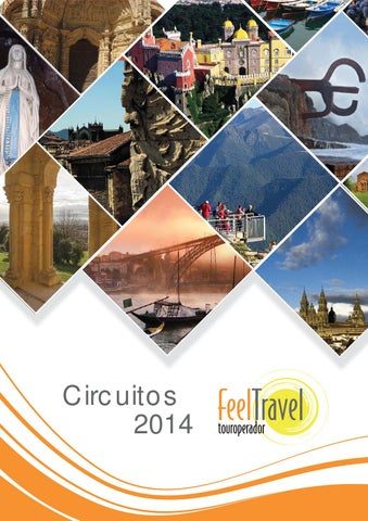 Folleto Circuitos FeelTravel 2014