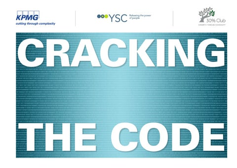 Cracking the Code - YSC Research