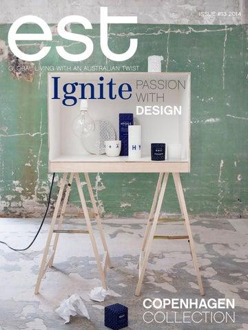 Est Magazine #13 cover