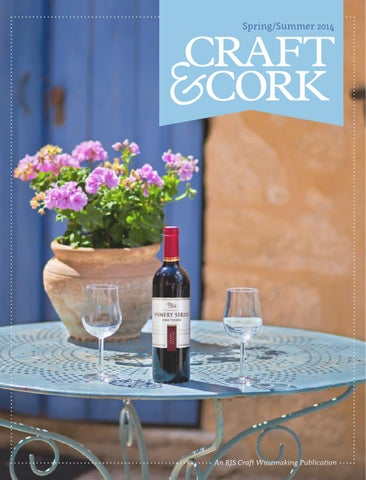 Craft & Cork - Spring/Summer 2014 cover