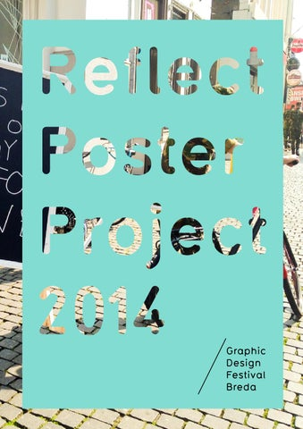 Reflect: Poster Project 2014 cover
