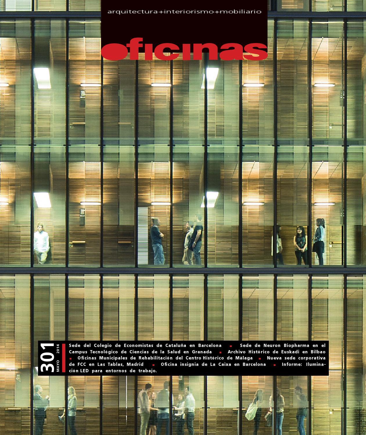 Issuu revista oficinas n 301 by grupo for Oficinas caixa bilbao