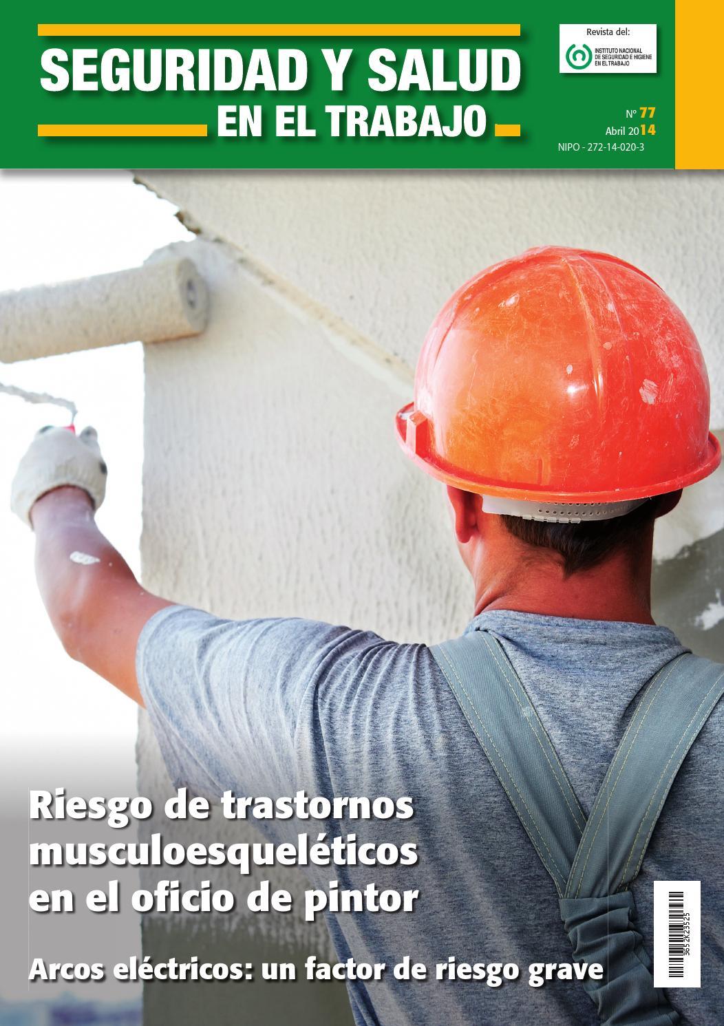 ISSUU - Seguridad y Salud en el Trabajo - Numero 77 by Alde Online