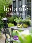Mobilier de jardin - Botanic