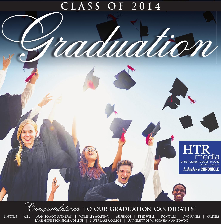 Issuu Man Graduation 2014 By Gannett Wisconsin Media