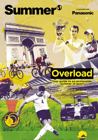 Summer Overload cover