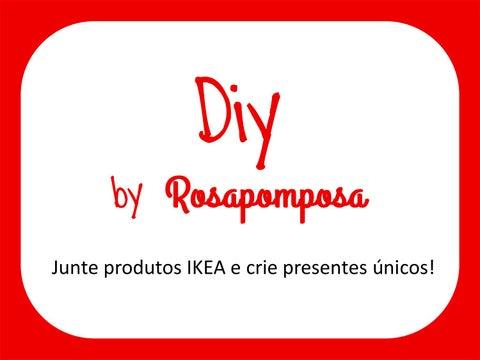 DIY Rosapomposa