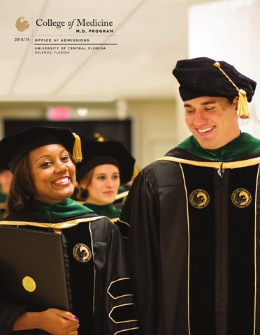 2014-15 College of Medicine Viewbook