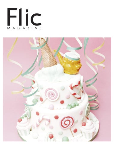 Flic Magazine Issue#12 cover