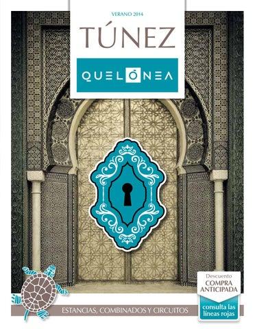 Quelonea Catálogo Tunez 2014