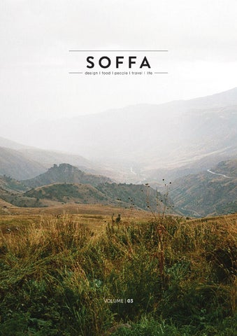 SOFFA magazine 03 cover
