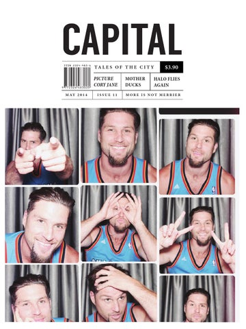 Capital May cover