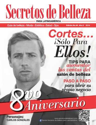 Cabellos - Magazine cover