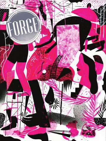FORGE. Issue 4: Sentimental cover
