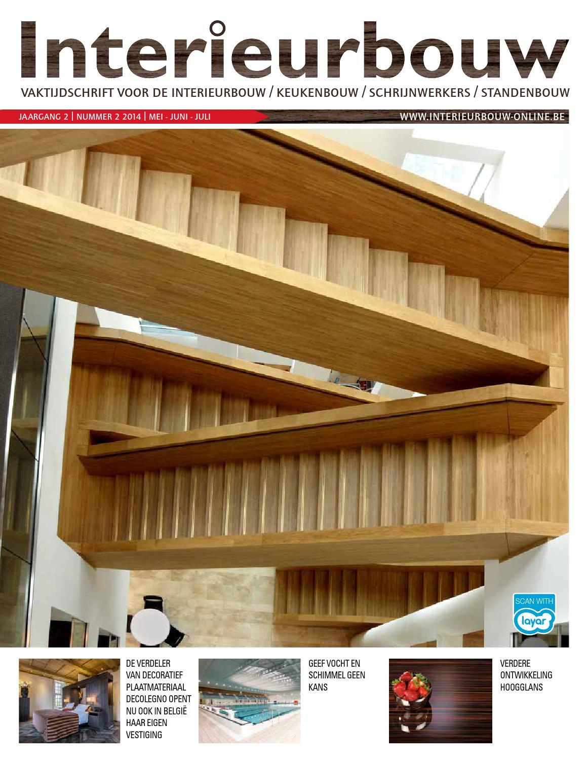 interieurbouw 02 2014 by louwers uitgeversorganisatie bv