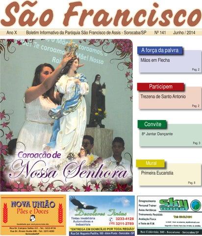 [Boletim Informativo – Nº 141 – Junho/2014]