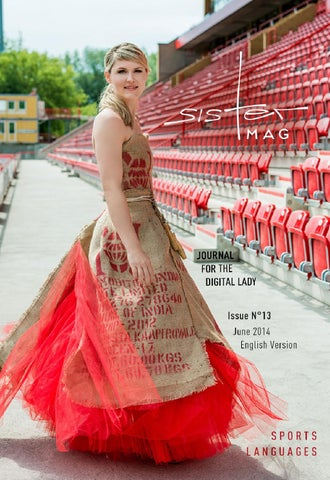 sisterMAG Issue 13 cover