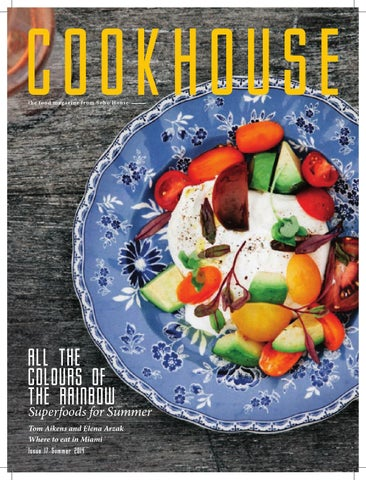 Cookhouse Summer 2014 cover