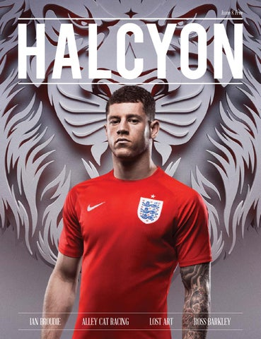 Halcyon Issue 8 cover