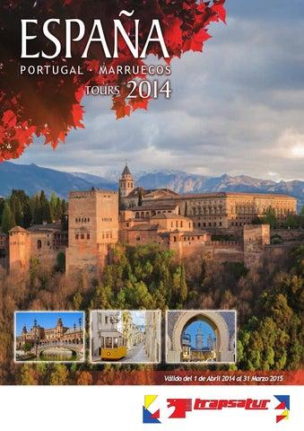 Transaptur Tours España Marruecos 2014
