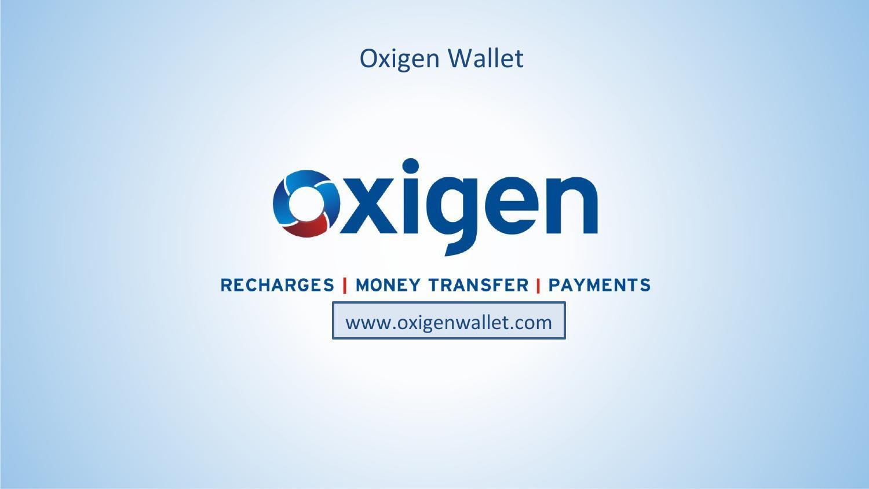 Oxigen wallet coupons november 2018
