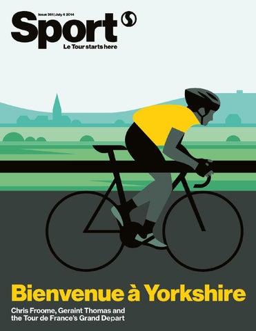 Sport magazine 361 cover