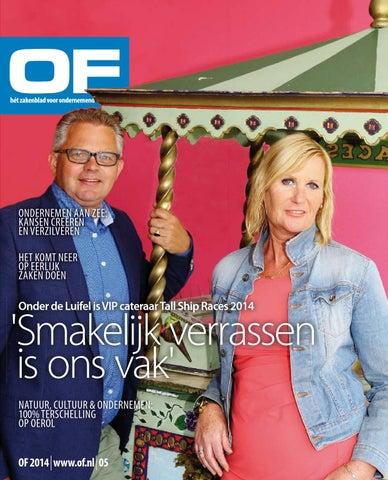 OF | Hét zakelijk magazine voor Ondernemend Friesland | editie 5 | 2014