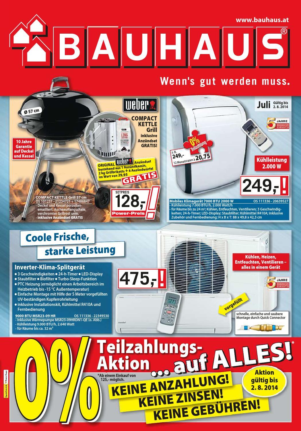 Issuu bauhaus angebote 7juli 2august2014 by - Bauhaus regensburg angebote ...