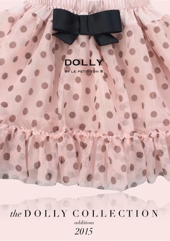 Dolly collection additions 2015