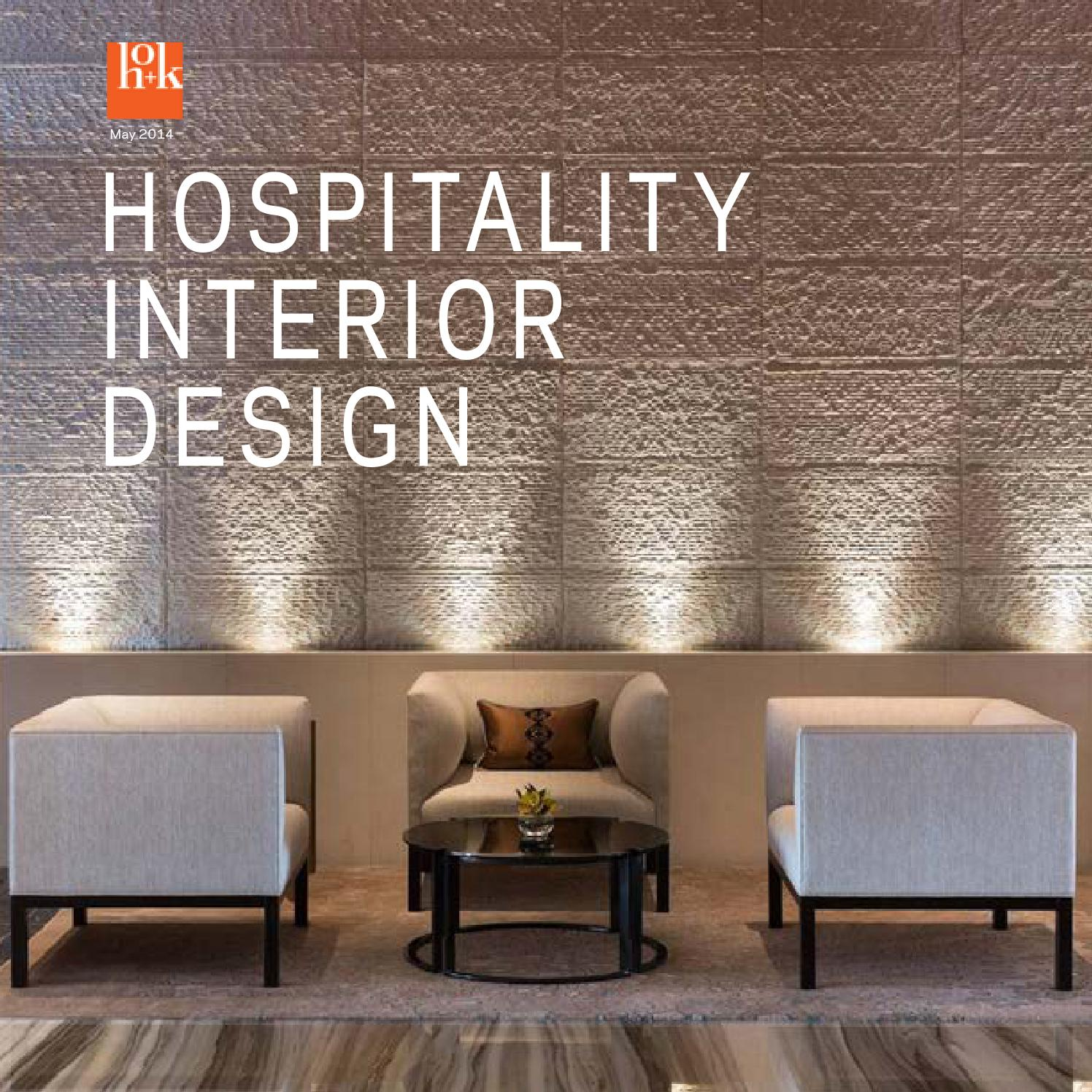Issuu hok hospitality interior design by hok marketing for Hospitality interior design