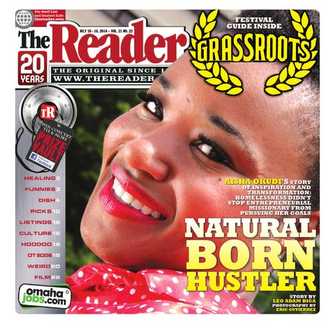 The Reader July 10 - 16, 2014