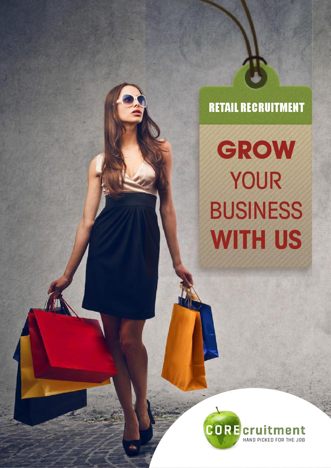 Fashion and retail personnel recruitment 64