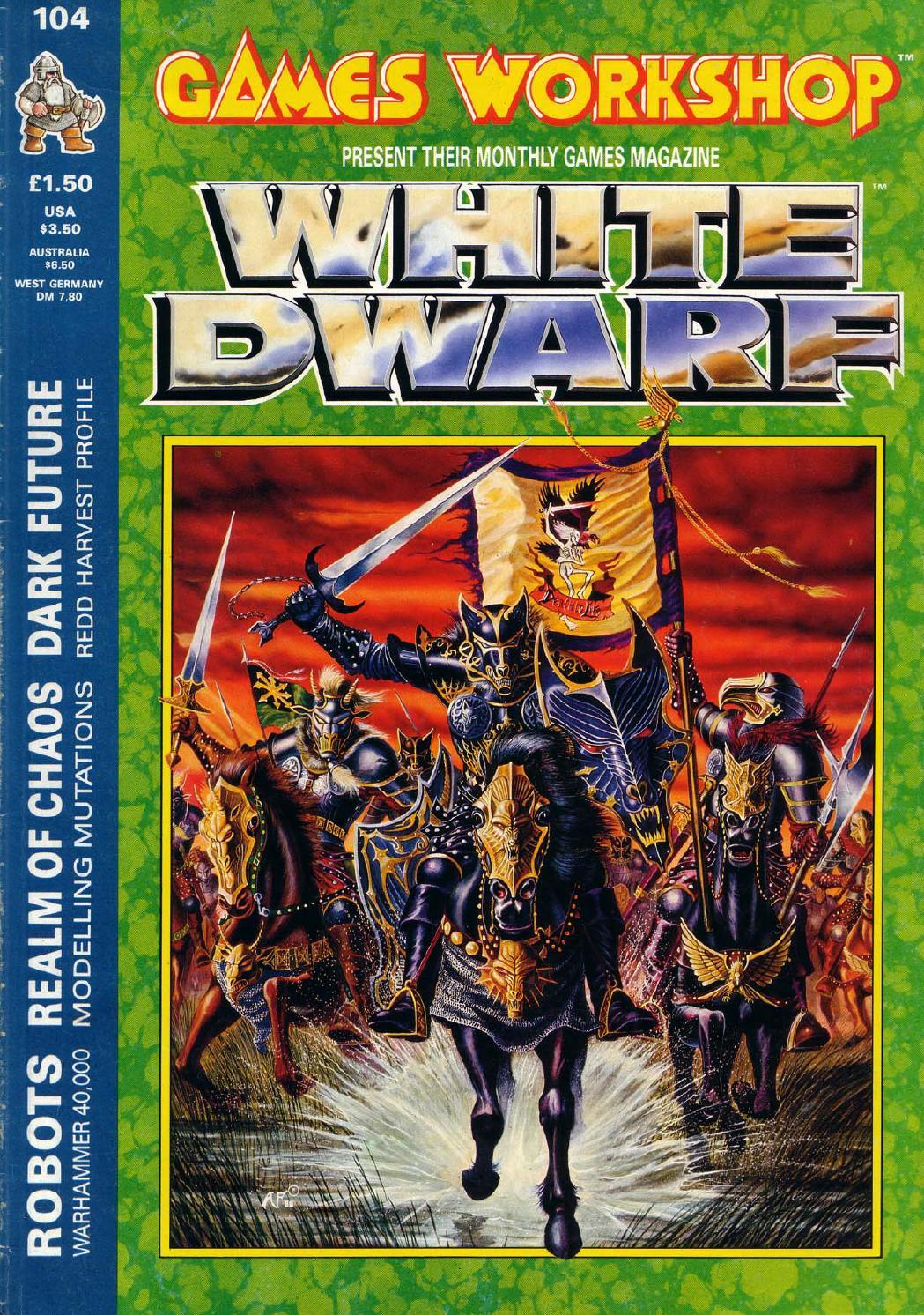 221368614 white dwarf 104 uk august 1988