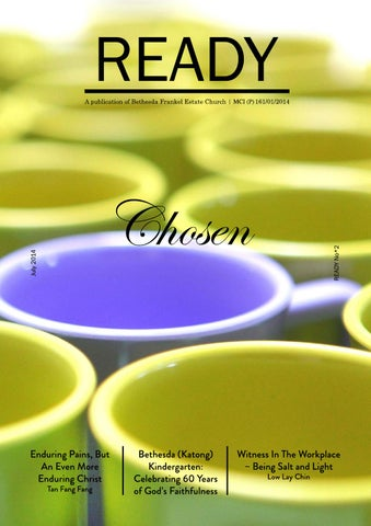 Cover READY No*2 - Chosen