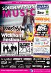 Southampton Music - August 2014