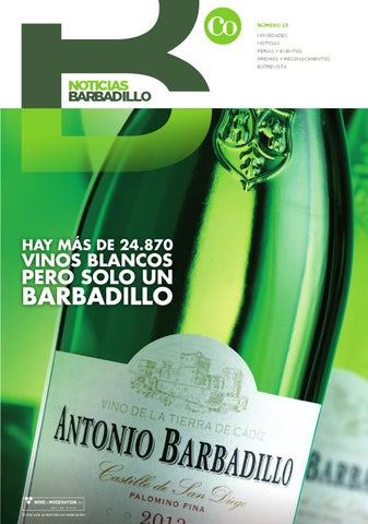 Revista BarbadilloCo / nº 23