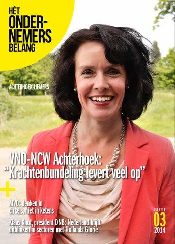 Het Ondernemersbelang Achterhoek-Liemers 3-2014