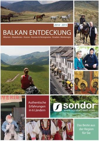 Sondor Travel Broschüre 2015