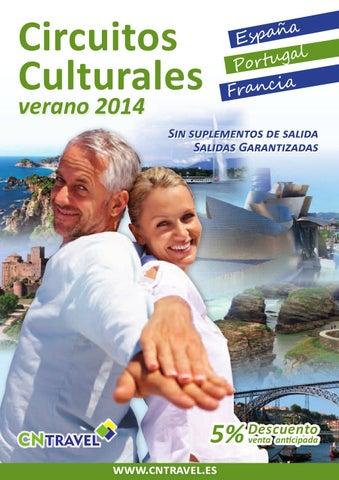 CN Travel Catálogo Verano 2014