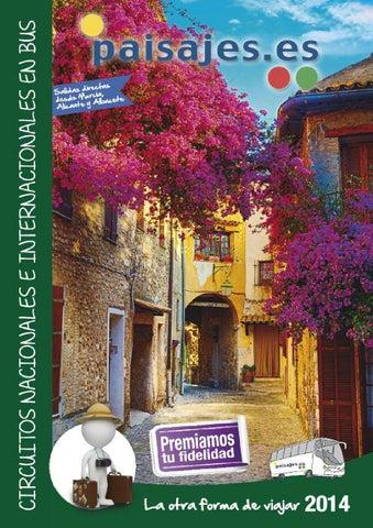 Catálogo mayorista Paisajes 2014