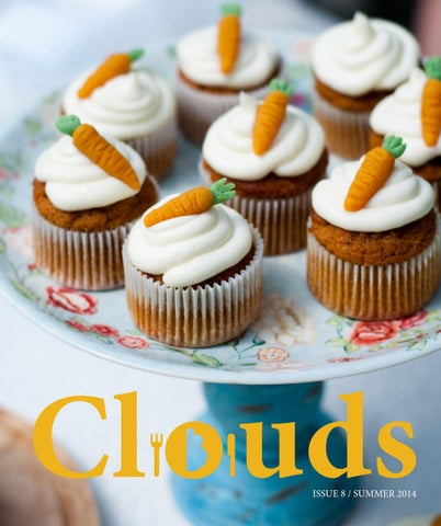 Clouds No 8 Summer 2014 cover