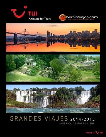 Mayoristas de Viajes Ambassador grandes viajes 2014 2015