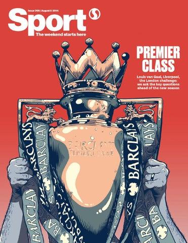 Sport magazine 366 cover