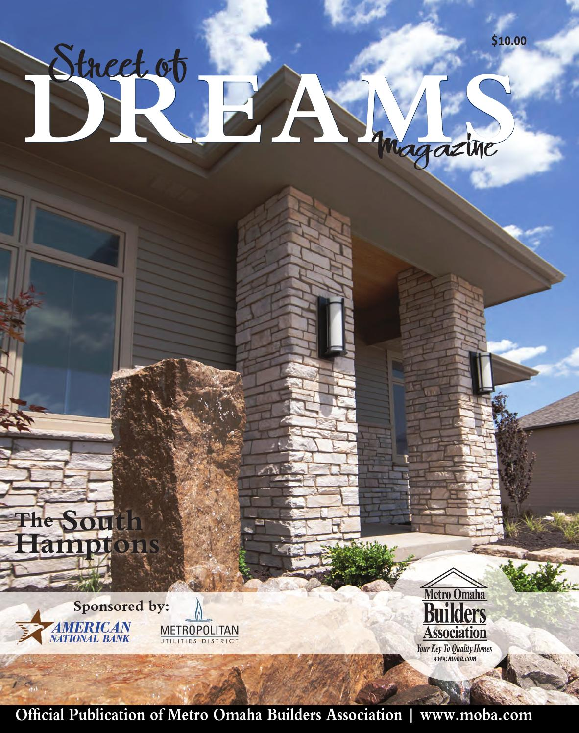 Issuu street of dreams 2014 by omaha world herald for Street of dreams