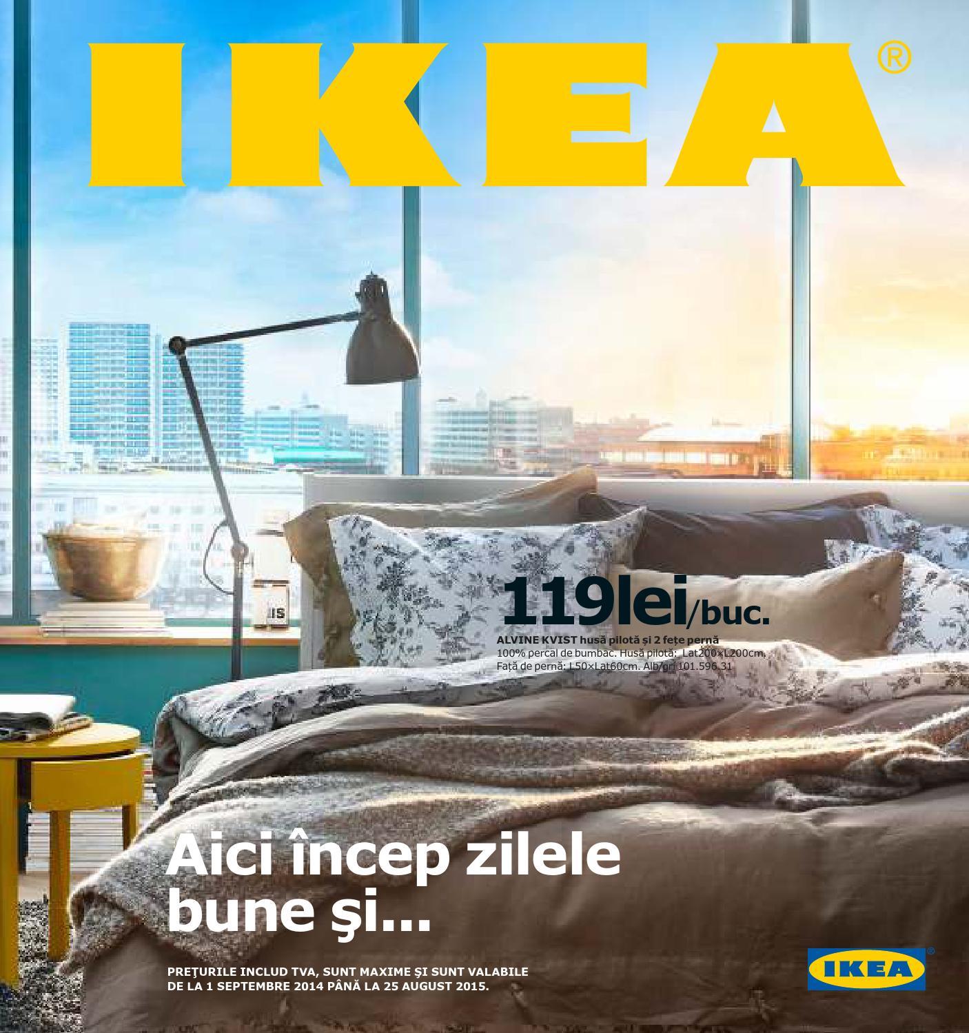 Issuu Catalog Ikea 2015 Catalog Principal 01