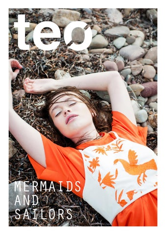 ISSUE 2 // MERMAIDS AND SAILORS cover