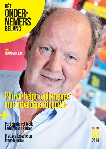 Het Ondernemersbelang Nijmegen 3-2014