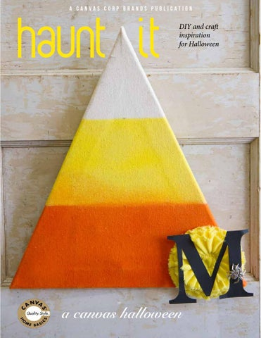 Haunt It: A DIY and Craft Lookbook for the Halloween Season cover