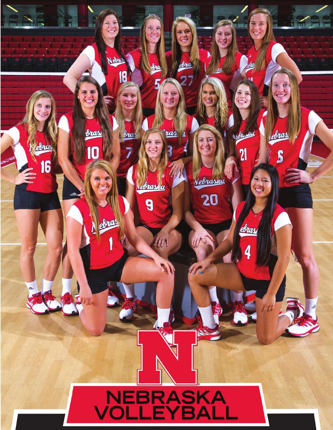 Nebraska Cornhuskers womens volleyball