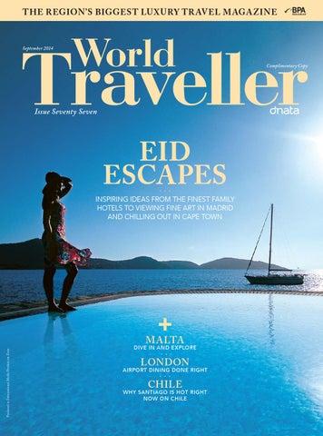 World Traveller Sep'14 cover